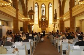 Festgottesdienst in der Kaufmannskirche am Anger, Erfurt